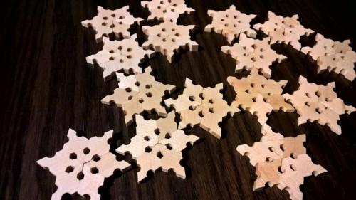 woodensnowflakes