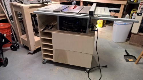 tablesawstand